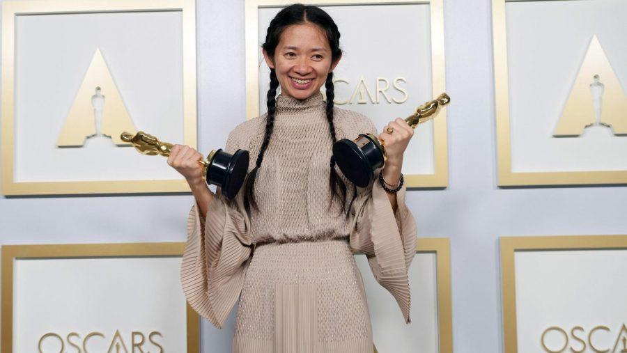 POC+Shine+At+2021+Oscars