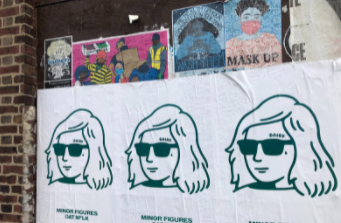 London-based Oat Milk Brand Defaces Philadelphia Street Art