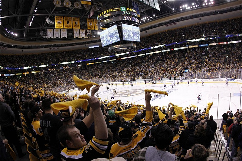 Its Playoff Hockey Time, But Are Fans Included?