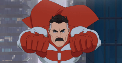 Animated Series Invincible Flips the Superhero Trope