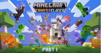 Minecraft Caves update finally comes out and is disappointing