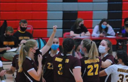 Girls Volleyball Suffer Devastating Losses Against RHAM